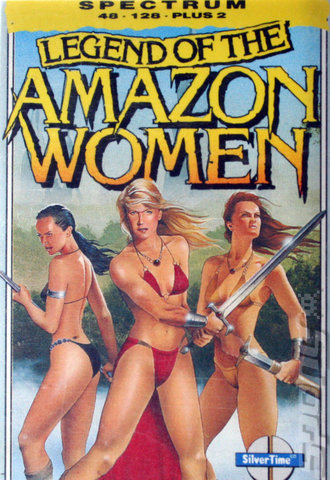 legend of amazons