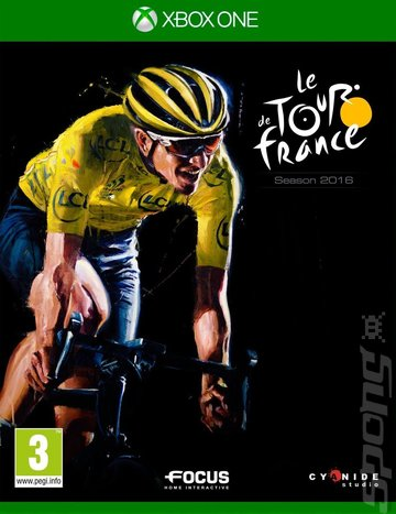 le Tour de France 2016 - Xbox One Cover & Box Art