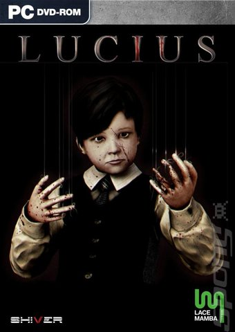 LUCIUS - PC Cover & Box Art