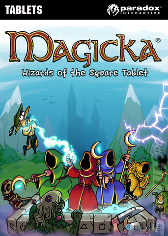Magicka: Wizards of the Square Tablet - Android Cover & Box Art