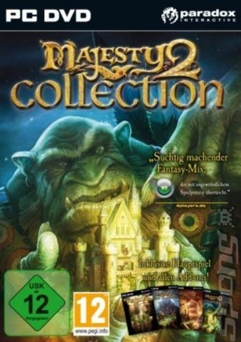 Majesty 2 Collection [PC] [MULTI]