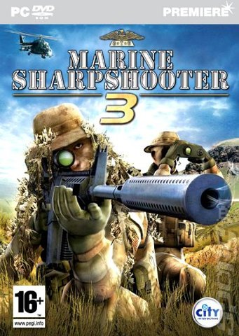Marine Sharpshooter 3 For PC