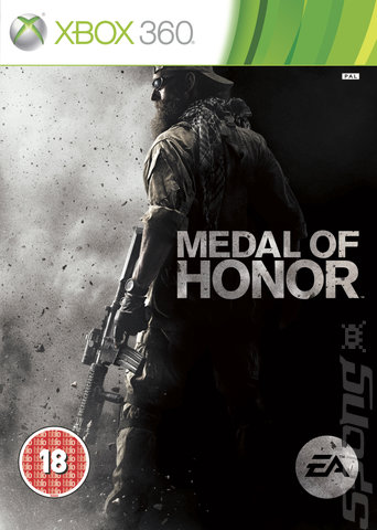 Medal of Honor - Xbox 360 Cover & Box Art