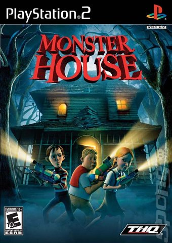 Monster House Xbox Ps3 Pc jtag rgh dvd iso Xbox360 Wii Nintendo Mac Linux