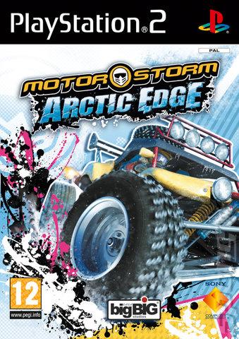 Motorstorm: Arctic Edge (PS2) [PAL] [Multi14-Incluído Español] [RG
