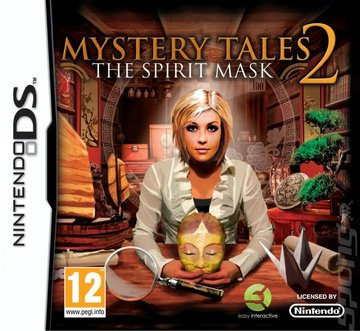 Mystery Tales 2 : The Spirit Mask DS