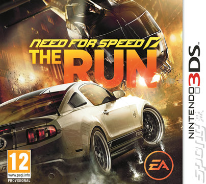 Need for Speed : The Run 3DS