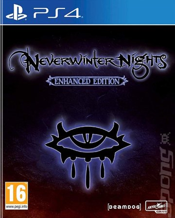 Neverwinter Nights: Enhanced Edition - PS4 Cover & Box Art