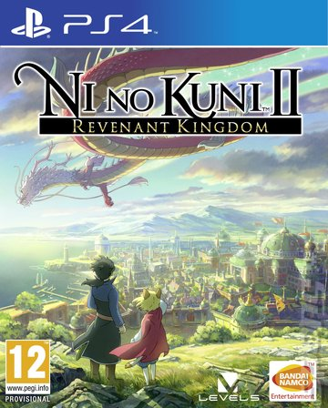 Ni No Kuni II: REVENANT KINGDOM - PS4 Cover & Box Art