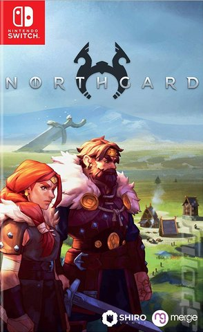 Northgard - Switch Cover & Box Art