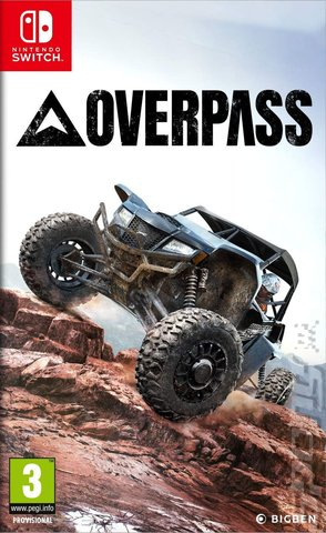 Overpass - Switch Cover & Box Art