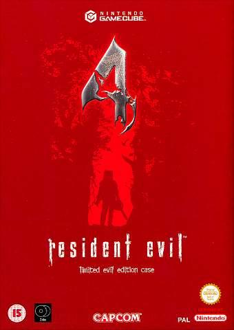 Covers Box Art Resident Evil 4 Gamecube 1 Of 6