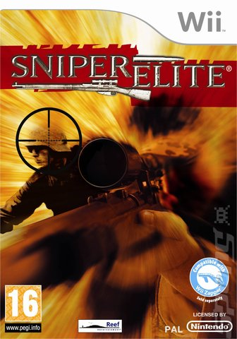 Sniper Elite - Wii Cover & Box Art