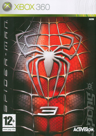 Covers Amp Box Art Spider Man 3 Xbox 360 1 Of 1