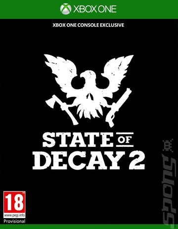 State of Decay 2 - Xbox One Cover & Box Art
