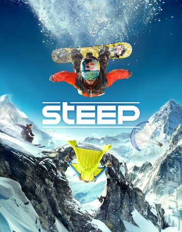 Steep - Switch Cover & Box Art