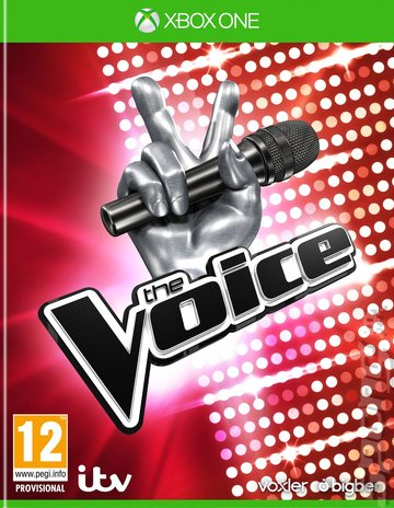 The Voice - Xbox One Cover & Box Art