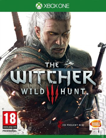 covers box art the witcher 3 wild hunt xbox one 2 of 4. Black Bedroom Furniture Sets. Home Design Ideas