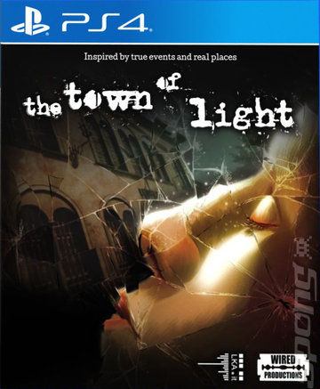 The Town of Light - PS4 Cover & Box Art