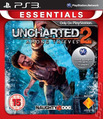 Covers Box Art Uncharted 2 Among Thieves Ps3 1 Of 8