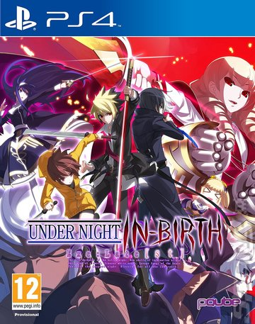 UNDER NIGHT IN-BIRTH Exe:Late[st] - PS4 Cover & Box Art