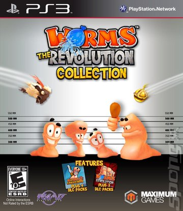 Worms The Revolution Collection PS3-DUPLEX