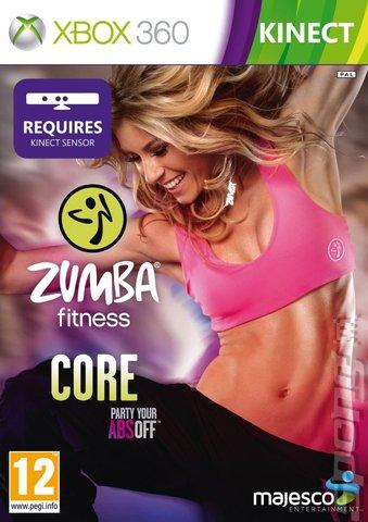 Baixar Zumba Fitness Core XBOX 360 Torrent 2012