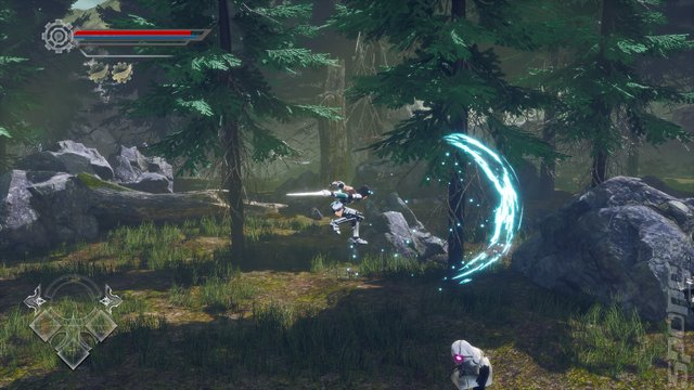 AeternoBlade II - Xbox One Screen