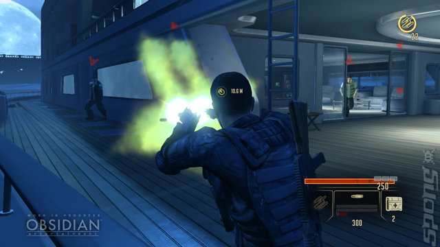 Alpha Protocol - Xbox 360 Screen