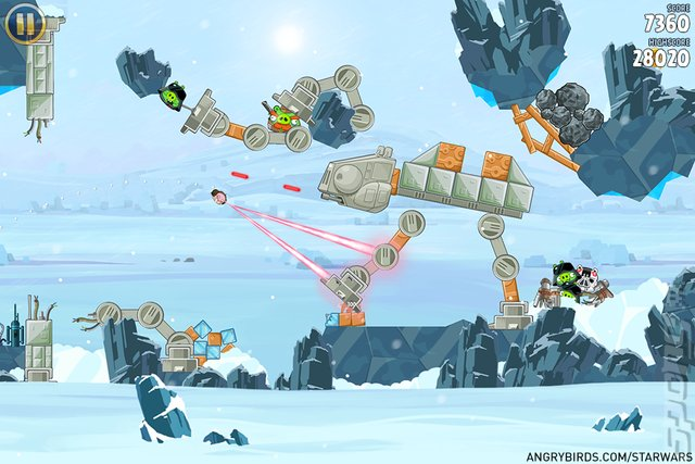 PC-Angry Birds Star Wars