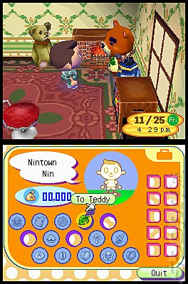 screens animal crossing wild world ds dsi 60 of 91. Black Bedroom Furniture Sets. Home Design Ideas