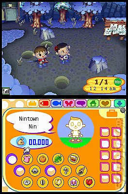 Animal Crossing Wild World (DS) Editorial image