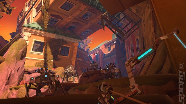 Apex Construct - PS4 Screen