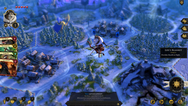 Armello - Xbox One Screen