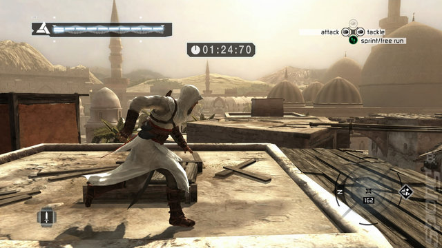 Assassin's Creed - PC Screen
