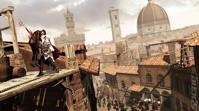 Assassin's Creed II - PC Screen