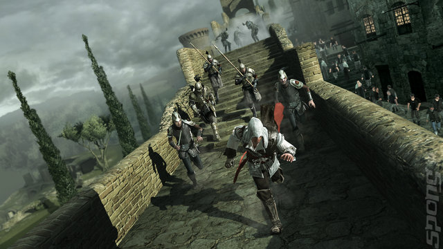Assassin's Creed II - PS3 Screen