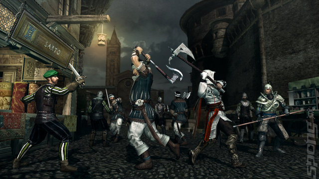 Assassin's Creed II: Game of the Year Edition - Xbox 360 Screen