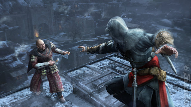 Assassin's Creed: Revelations - Xbox 360 Screen