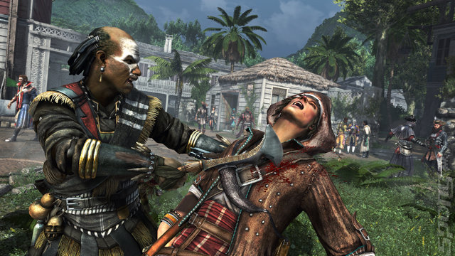 Assassin's Creed: Birth of a New World: The American Saga - PS3 Screen