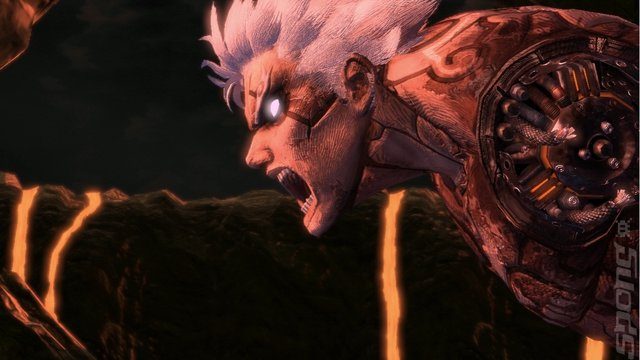 Asura's Wrath Demo Hits Xbox Live Today, PSN Tomorrow