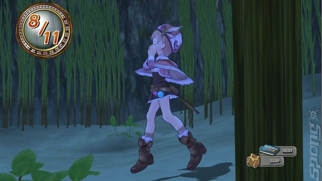 Atelier Rorona: The Alchemist of Arland - PS3 Screen