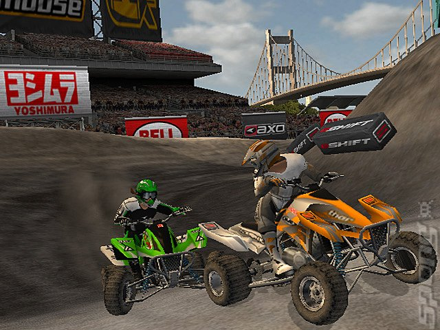 ATV Offroad Fury 3 - PS2 Screen