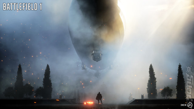 Battlefield 1 Editorial image