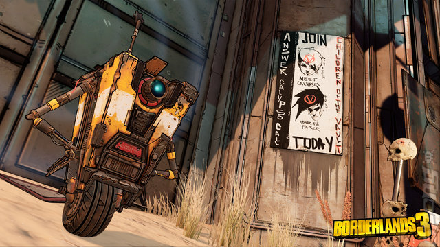 Borderlands 3 - PS4 Screen
