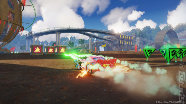 Cars 3: Driven to Win - Xbox 360 Screen