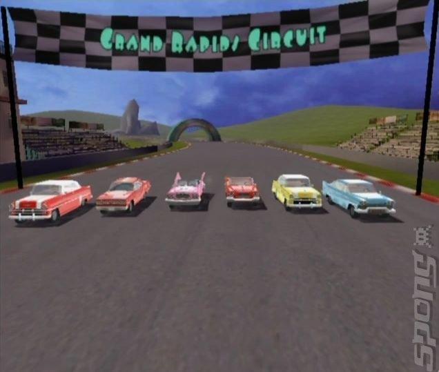 Chrysler classic racing game