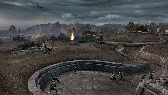 Company of Heroes: Tales of Valor - PC Screen