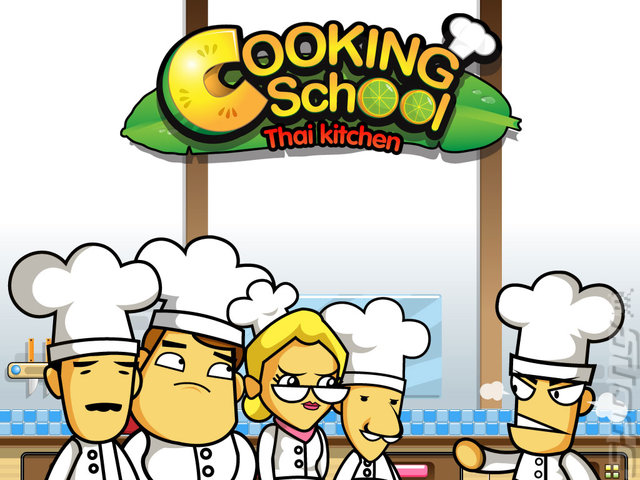 Cooking School: Thai Kitchen - PC Screen