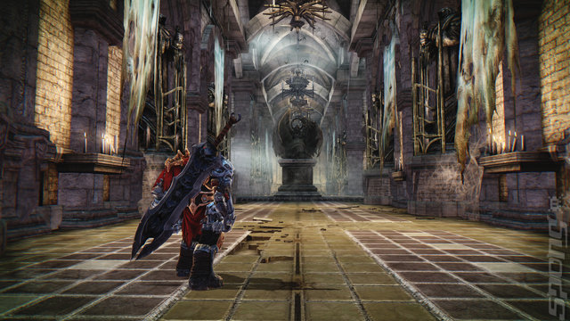 Darksiders - Wii U Screen